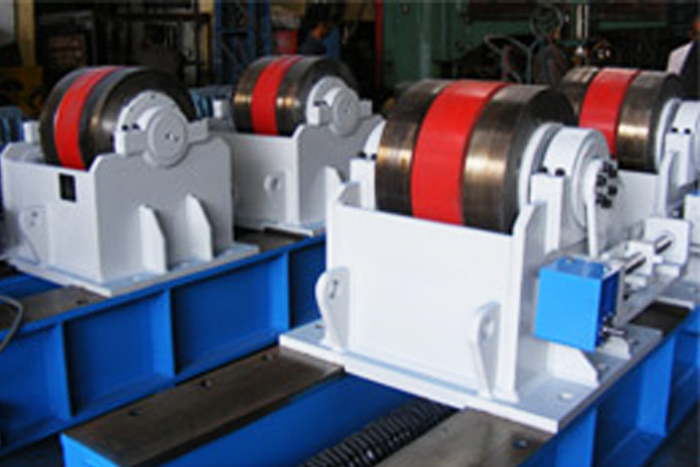 Welding Rotators - 250 Ton