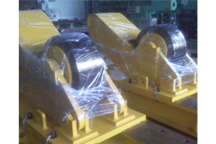 Welding Rotators - 500 Ton