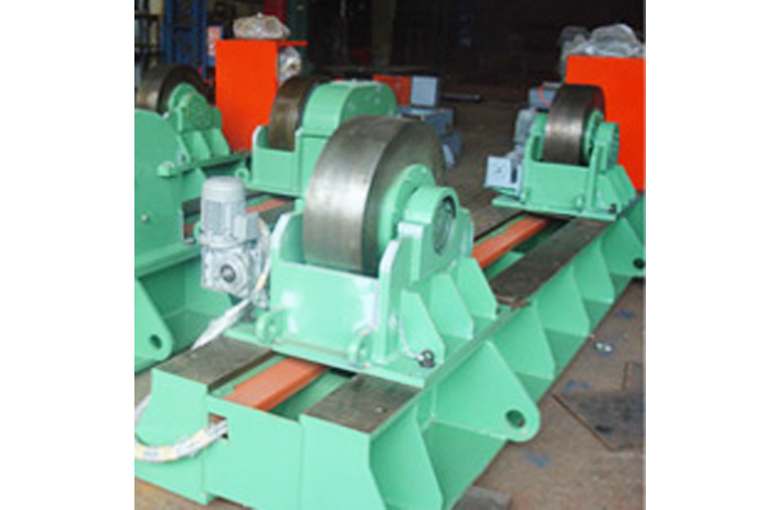 Tank Rotators - 200 Ton