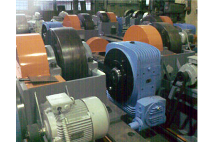 Welding Rotators - 300 Ton